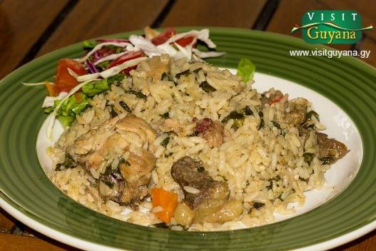 Cook up rice recipe guyana dining cook up rice forumfinder Images
