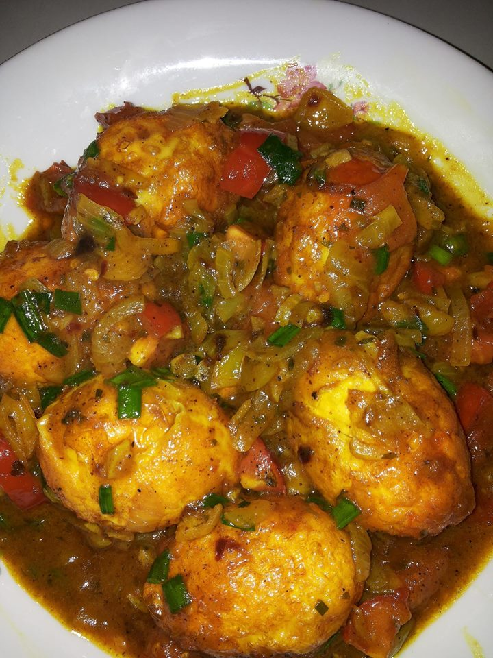 Egg curry recipe guyana dining egg curry forumfinder Gallery