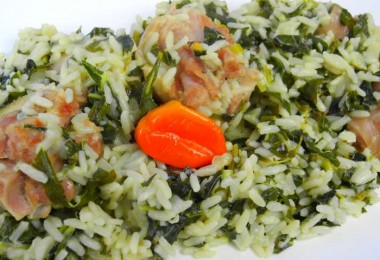 Callaloo cook up